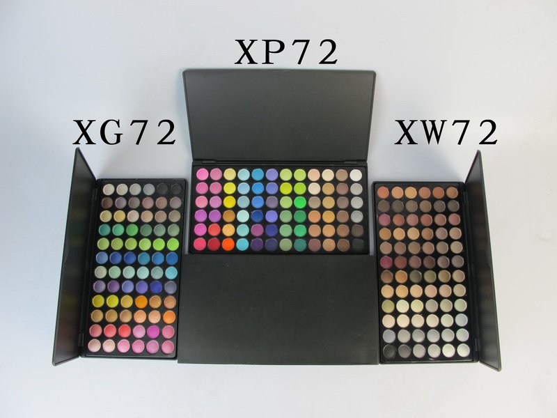 Mac 72 Color Eyeshadow Palette