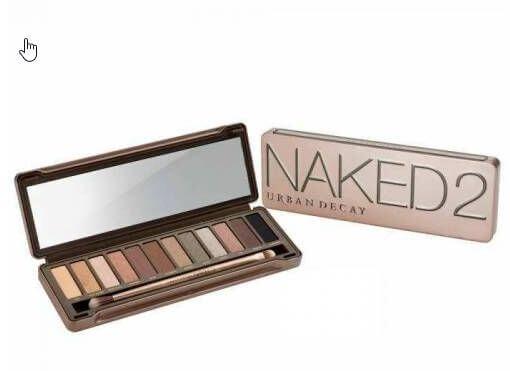 Urban Decay Naked 2 Eyeshadows