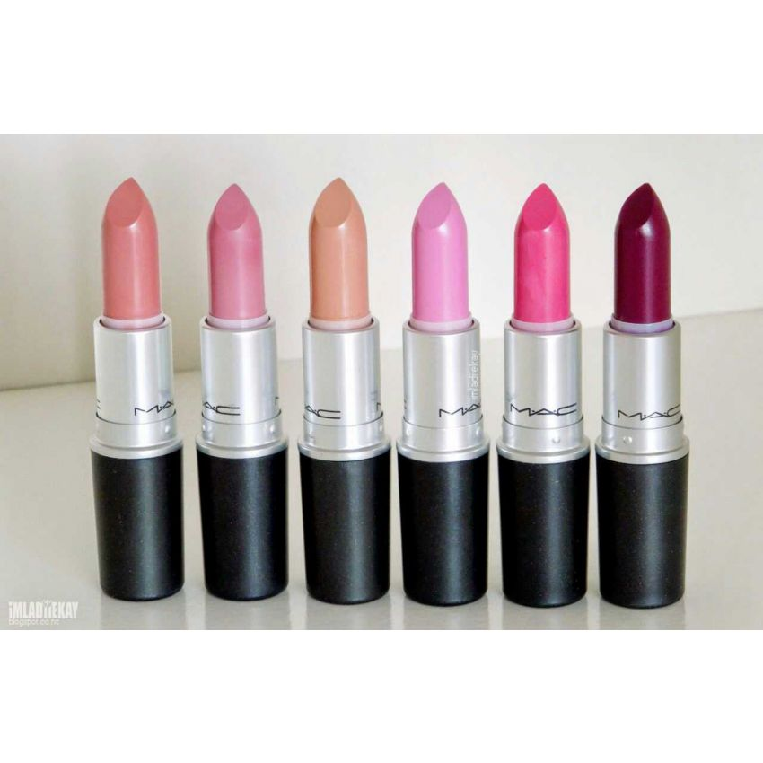 Pack of 10 Lakme Lipsticks