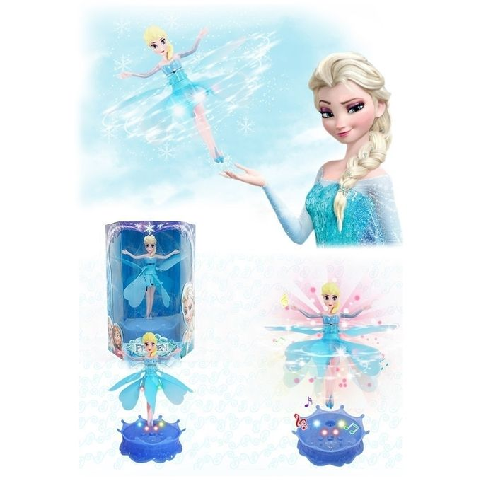 Frozen Flying Fairy Doll in Pakistan