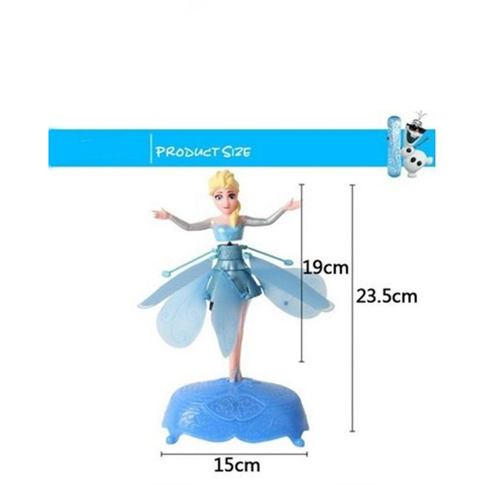 Frozen Flying Fairy Doll