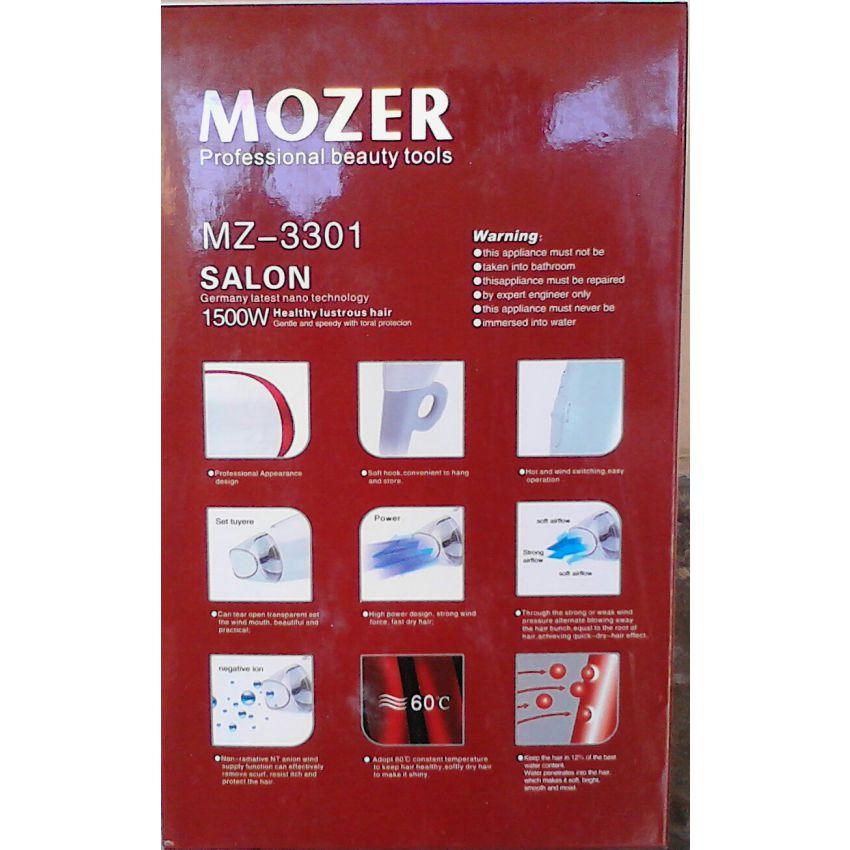 Mozer Hair Dryer