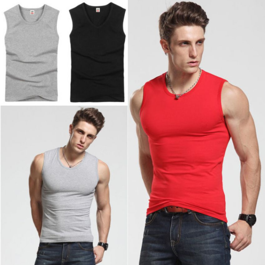 Pack of 3 Gym Tank Tops In Pakistan