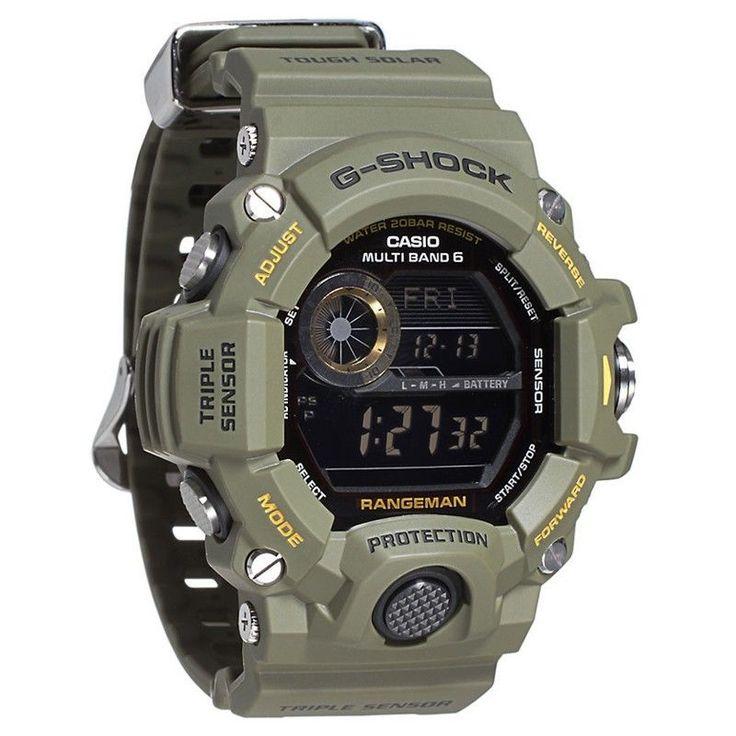 Casio G-shock Army Watch