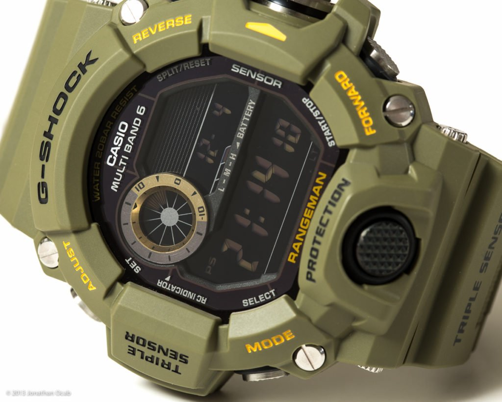 Casio G-shock Army Watch In Pakistan