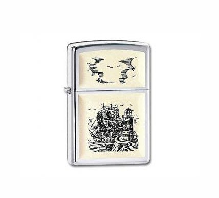 Zippo Ship Z35 Lighter in Pakistan