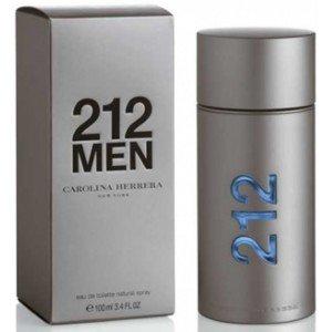212 Men's Perfume Perfume By Carolina Herrera in Pakistan