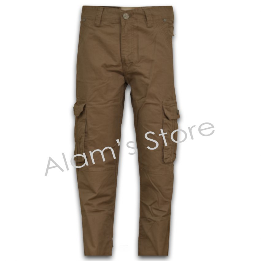 free delivery harmonious colors promo code Men's 6 Pocket Cargo Trousers