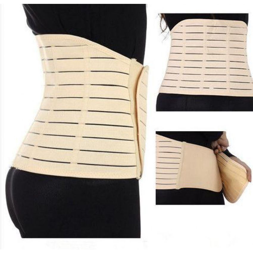 cb72d7fcf1e5e Buy Slimming Belt Tummy Support Abdominal Binder in Pakistan | GetNow.pk