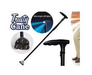 Trusty Cane in Pakistan