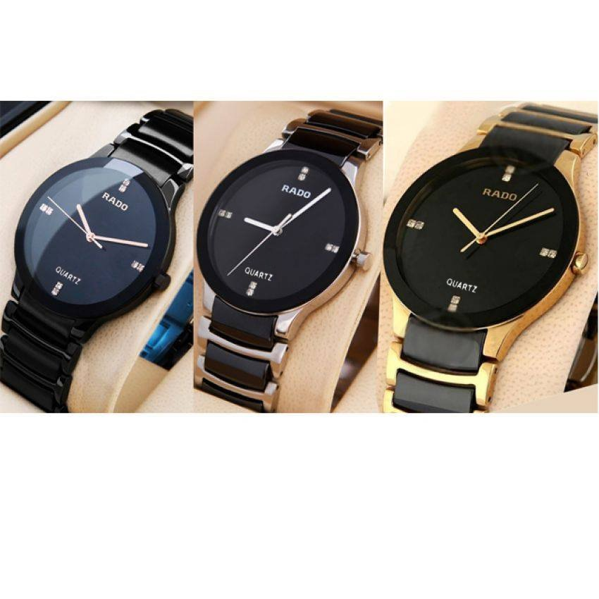 Pack of 2 Rado Centrix Watches in Pakistan