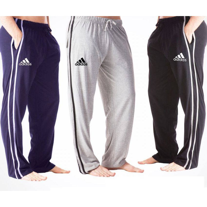 Pack of 3 Trouser's for Him Adidas