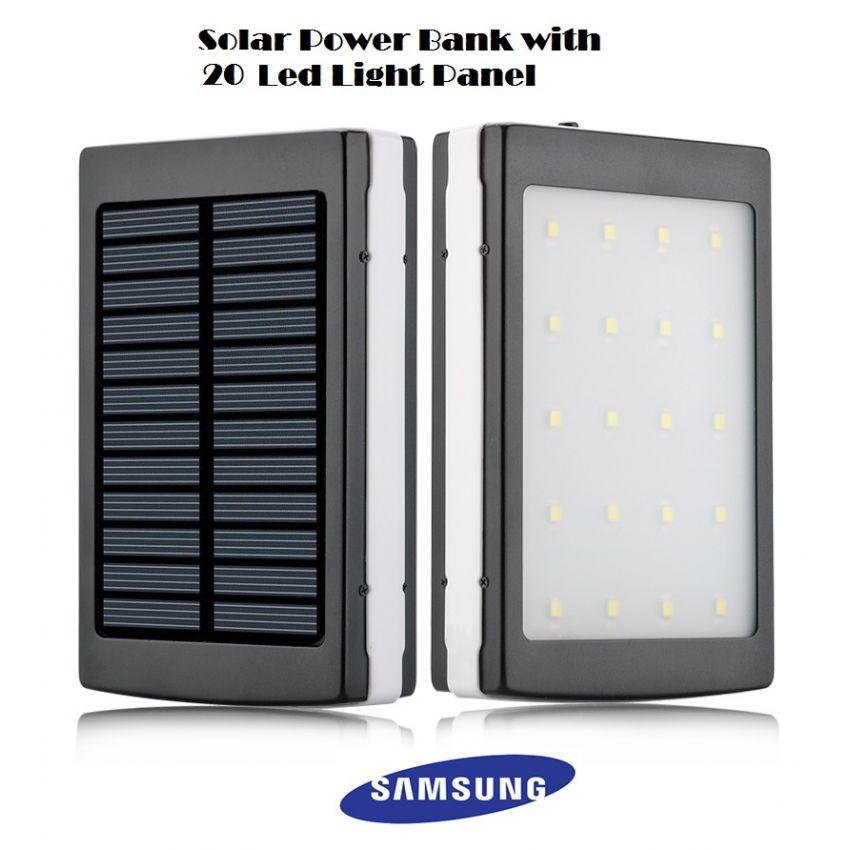 Samsung Solar Power Bank 20000mAh