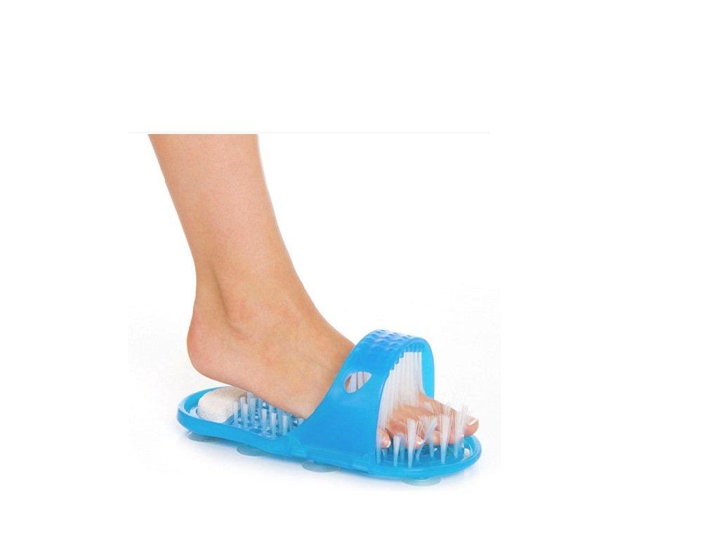 Easy Feet Massager & Cleaner Slipper in Pakistan