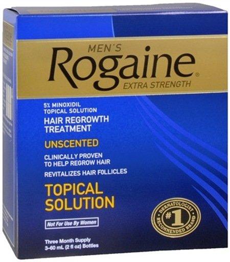 Rogaine Hair Regrowth
