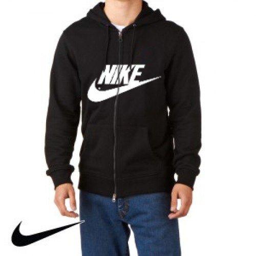 Nike Black Hoodie for Men in Pakistan