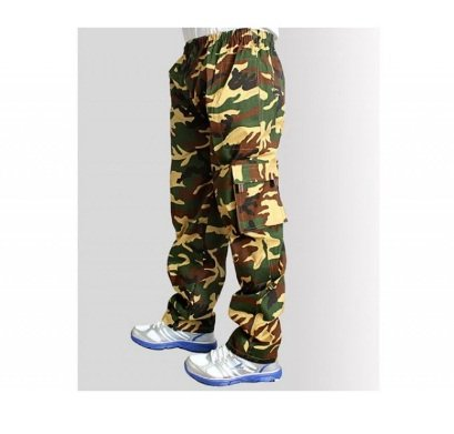 Pack Of 2 Commando Trousers
