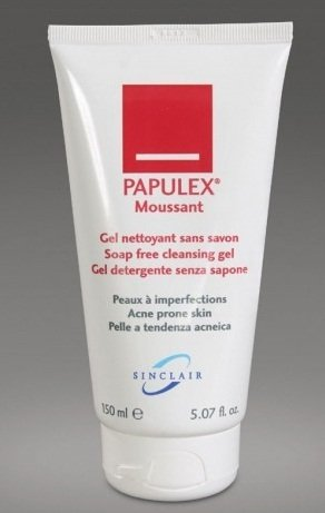 Papulex Foaming Gel Face Wash in Pakistan