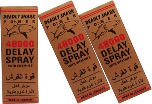 Shark 48000 Delay Spray