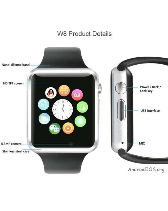 W08 Apple Smart Watch