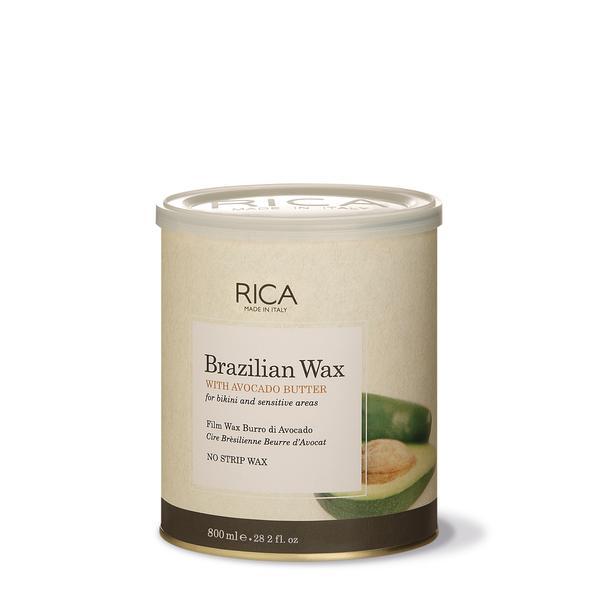 RICA Brazilian Wax with Avocado Butter 800ml in Pakistan