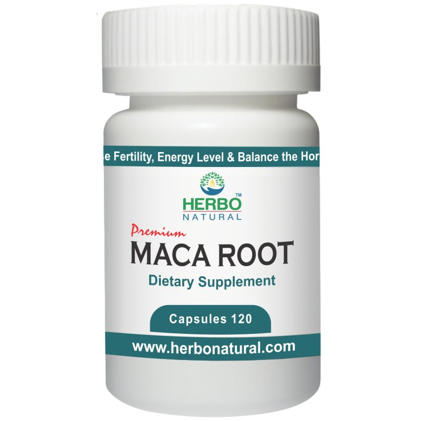 Buy Maca Root 120 Capsules Online In Pakistan Getnow Pk