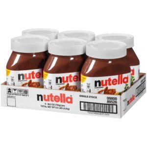 Nutella Chocolate Jar 650g