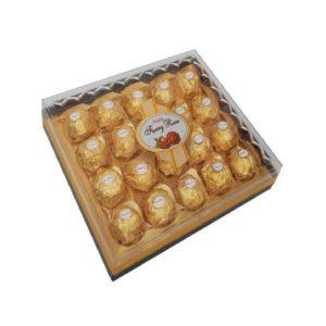 Rose Crunchy Chocolate Box 20pcs in Pakisan