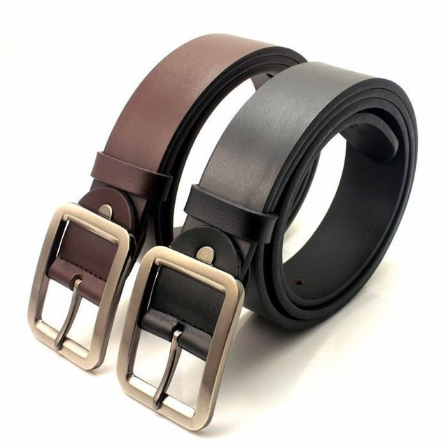 Buy Pack of 2 Genuine Leather Belts for Men in Pakistan | Getnow.pk