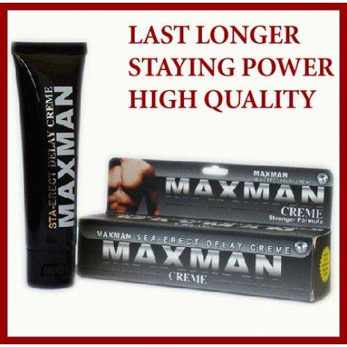Maxman Delay Sex Gel