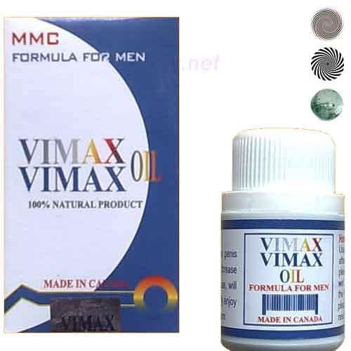 Original Vimax Canadian Oil in Pakistan