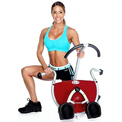 Revoflex Extreme Abdominal Wheel All In One Core Muscle Roller